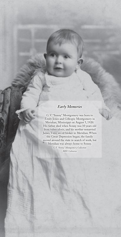 Sonny Montgomery baby portrait