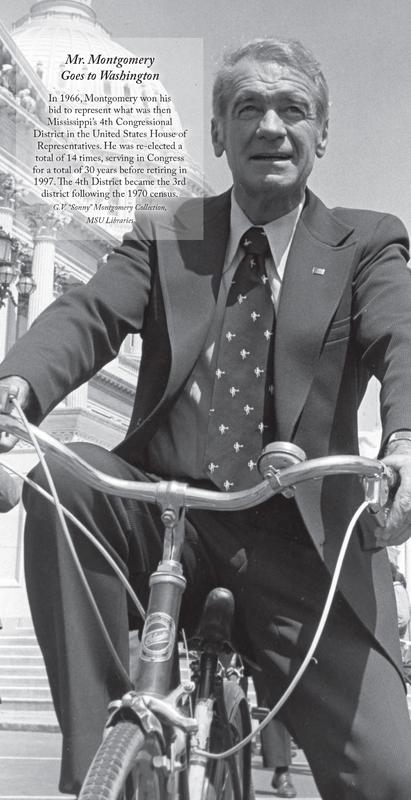 Sonny Montgomery - U.S. Capitol