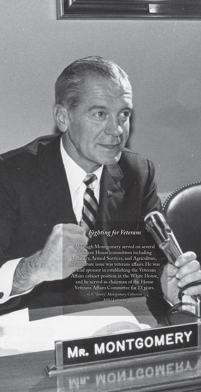 Sonny Montgomery - Fighting for Veterans
