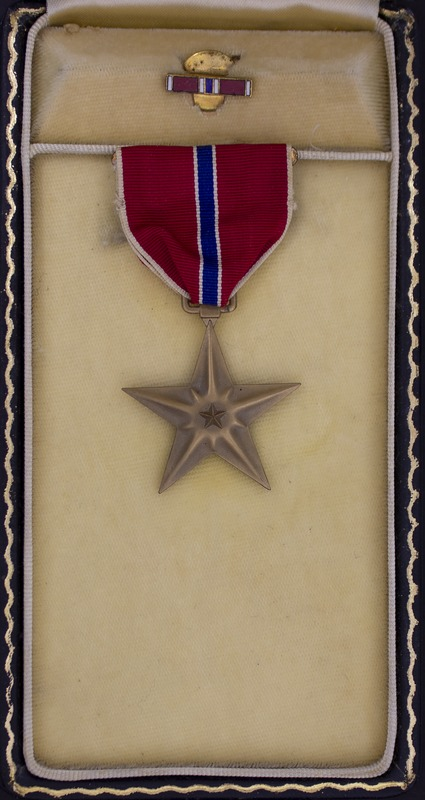 Sonny Montgomery's Bronze Star