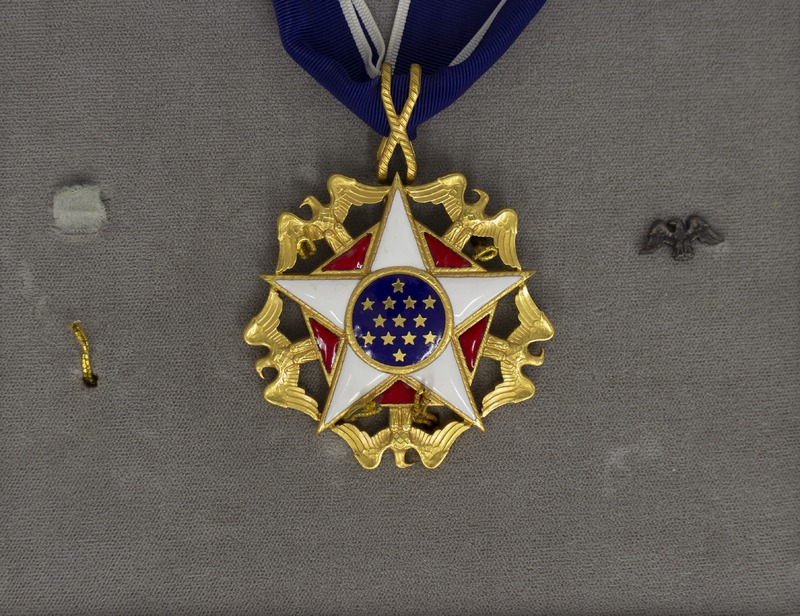 Sonny Montgomery - Medal of Freedom