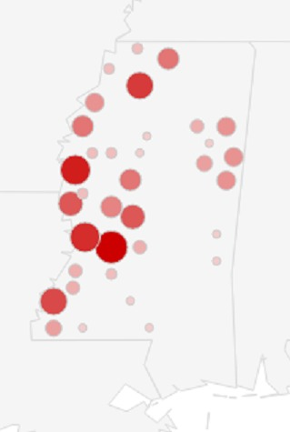Legislators by county