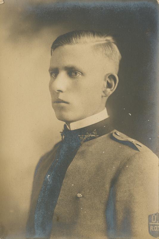 Photograph, Howell D. McKnight, undated