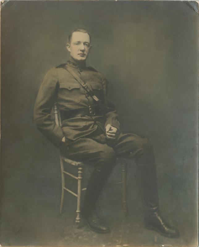 Photograph, Earl Southworth Williford, undated<br />