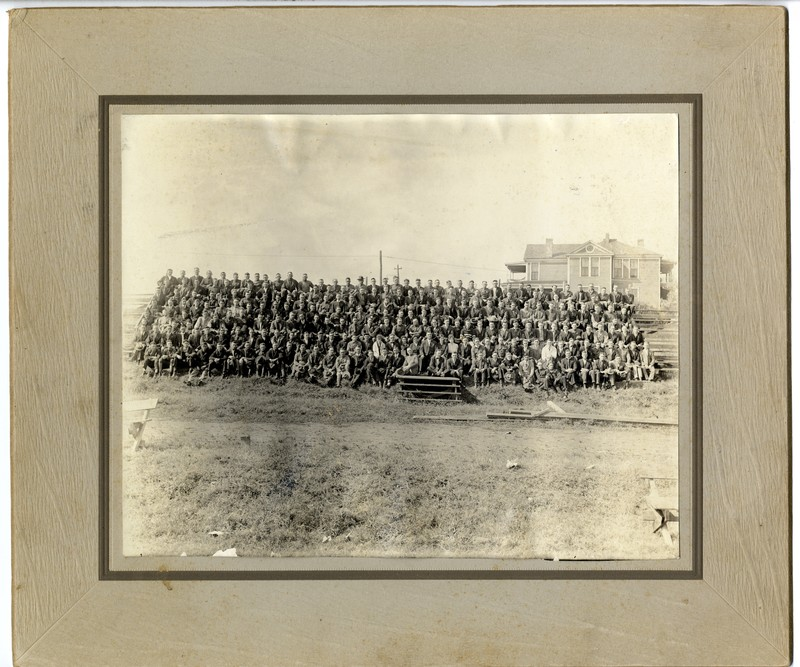 Photograph, Students of 1919, 1919<br />
