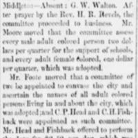 <em>Vicksburg Journal</em>clipping