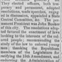<em>Fayette County Herald</em> clipping