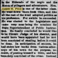 <em>Pittsburgh Daily Post</em> clipping