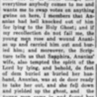 <em>Winona Times</em> clipping