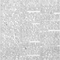 <em>Meridian Semi-Weekly Herald</em> clipping