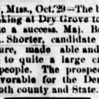 <em>Hinds County Gazette</em> clipping