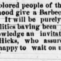 <em>Hinds County Gazette</em> clipping