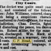 """<a href=""""/items/browse?advanced%5B0%5D%5Belement_id%5D=50&advanced%5B0%5D%5Btype%5D=is+exactly&advanced%5B0%5D%5Bterms%5D=%3Cem%3EVicksburg+Herald%3C%2Fem%3E+clipping""""><em>Vicksburg Herald</em> clipping</a>"""